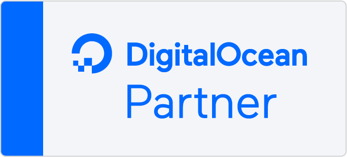 Official DigitalOcean Partner
