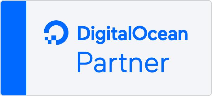 Official DigitalOcean Partner
